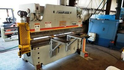 Accurpress 71008 100 Ton x 8' CNC Hydraulic Press Brake