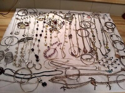 Vintage to Now Mixed  Jewelry Lot/ Untested