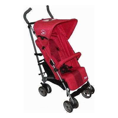 Englacha Omi Red Stroller - FREE shipping