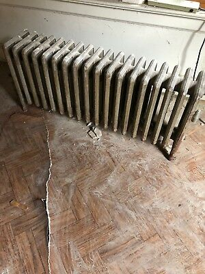 American Radiator Company 4,7,10,11,16 & 18 ribs / sections cast iron radiators