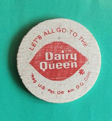 Dairy Queen, Kotzebue, Alaska, One Free Coffee Wooden Nickel