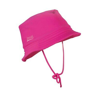 Zoggs Toddler Girls Barlins Bucket Hat - Pink from Ezi Sports