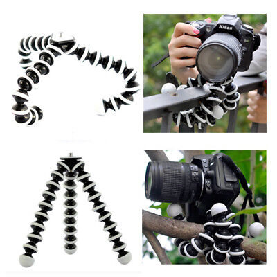 Large Octopus Flexible Tripod Stand Grip Holder Mount Gorillapod For Camera