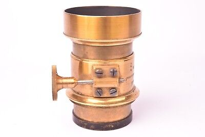 Vintage lens double brass for expansion. Maximus No.3. #547