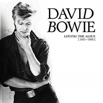 David Bowie Loving The Alien 11 CD box set NEW/SEALED