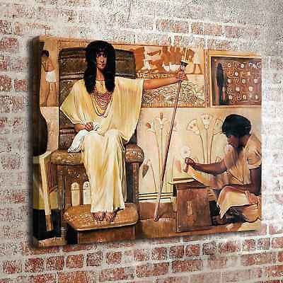 Play As Egyptian Pharaoh Home Decor HD Canvas prints Picture art Painting 16x22""