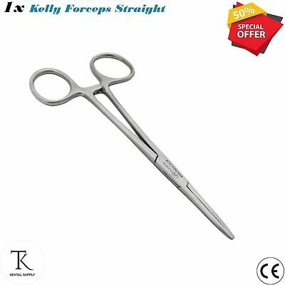 Kelly Forceps Straight Set Artery Hemostatic Forceps Veterinary instruments