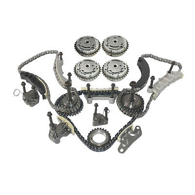 Gm Acdelco Camaro Impala Enclave Srx Timing Chain Package Kit With