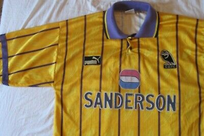 Shirt Camiseta Maglia Maillot Trikot SHEFFIELD WEDNESDAY 1993 Puma Away