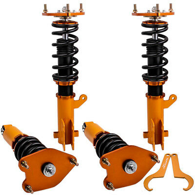 Height Complete Coilover Kit For Mitsubishi Eclipse 2000-05 Galant 1999-03 Adj