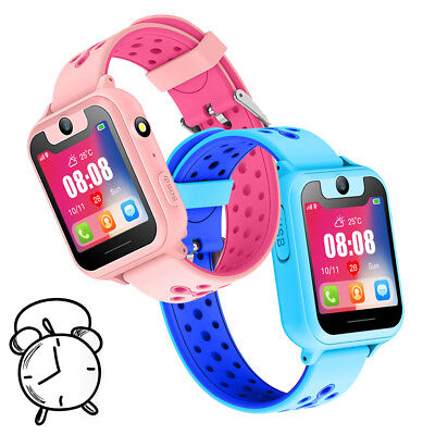 Anti-Lost Smart Watch GPS Tracker Phone Call SOS Learning Toy for Boy&Girls Gift