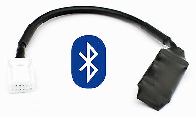 Bluetooth Musik Audio Adapter Toyota Avensis T22 Corolla E12 RAV4 Yaris P1