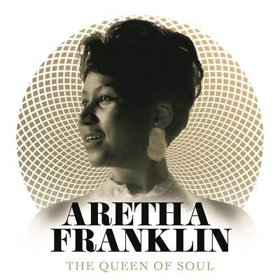 Aretha Franklin - The Queen Of Soul - New 2CD Album 2018 The Greatest Hits