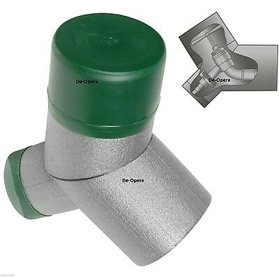 Outside Insulated Garden Bib Tap Cover Kit for Winter & Frost Protection New