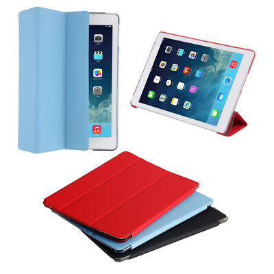 Smart Cases For iPad Air/for iPad Air 2 Retina Slim Stand Leather Back Cover L N