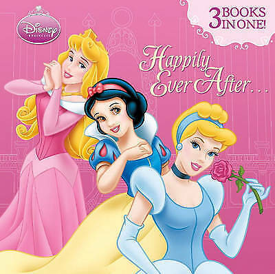 Happily Ever After. (Disney Princess (Random House Hardcover)), , Very Good Book