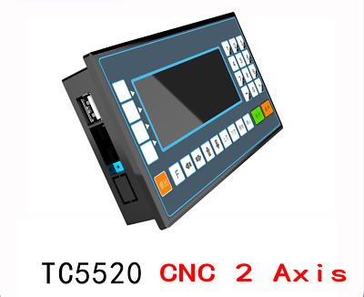 CNC 2 Axis Stepper Motor Driver System Motion Controller f/ CNC Engraving Router