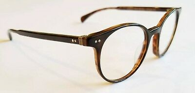 535574aa7c Authentic OLIVER PEOPLES RX Eyeglasses Delray Tortoise OV5318U 1405 47-19 -145
