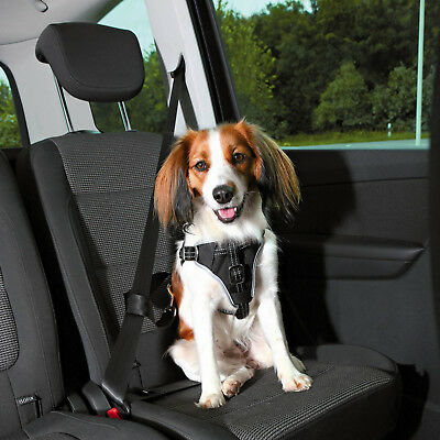 Dog Car Comfort Harness suitable for all cars, also be used for walks reflective