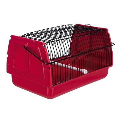 Lot de 3 Cages de transport 22 x 14 x 15 cm - oiseaux rongeur - Trixie