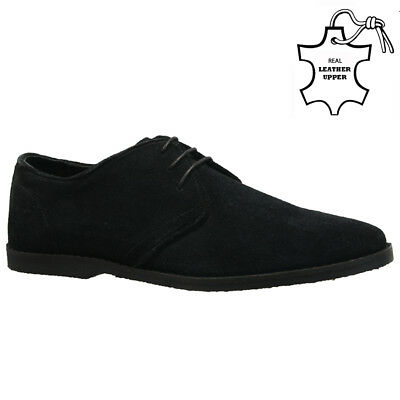 Mens Real Leather Shoes Smart Wedding Italian Formal Office Dress Work Shoe Size