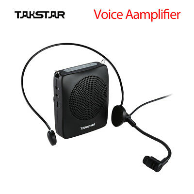 Takstar E128 Voice Amplifier Voice Loudspeaker Speaker Wireless Bluetooth 116g