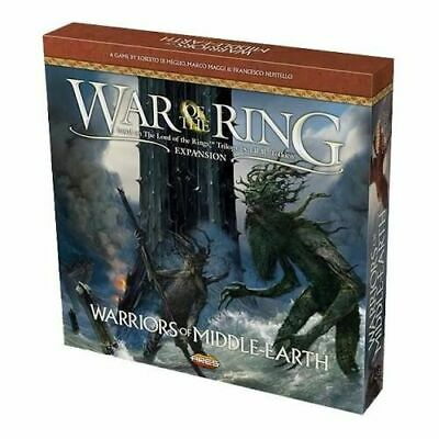 Warriors Of Middle Earth: War Of The Ring - Brand New & Sealed