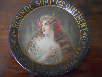 Resinol Soap & Ointment Tip Tray