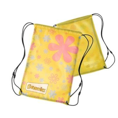 Brownie Flower Sling Bag Official Brownies Uniform Girlguiding New
