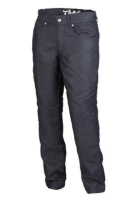 """Bull it SR6 Graphite Covec Motorcycle/Scooter Riding Jeans - Waist 34"""" - Leg 34"""""""