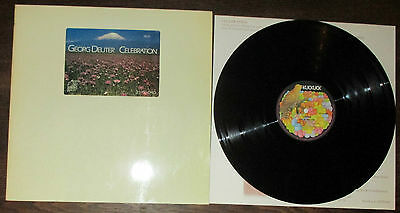 GEORG DEUTER - CELEBRATION ois Kuckuck aus 1976 LP Vinyl 12""