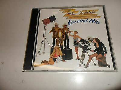 Cd  Greatest Hits von ZZ Top (1992)