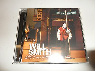 CD   Lost And Found - Will Smith