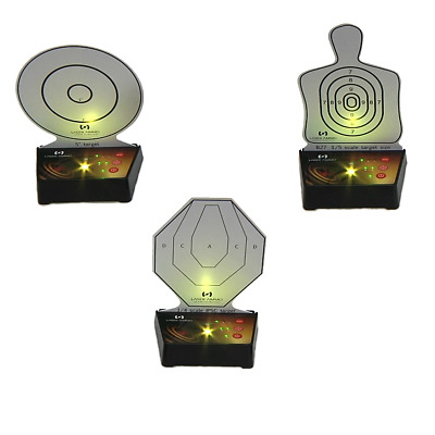 Laser Ammo  INTERACTIVE MULTI TARGET TRAINING SYSTEM - 3 PACK