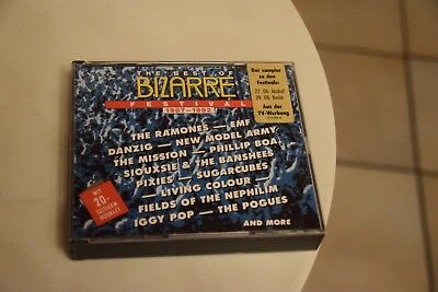 The Best of Bizarre Festival 1987-1992 2CD inkl 20 Page Booklet TOP