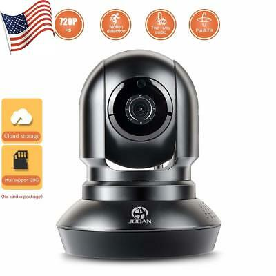 Home Video Baby Monitor IP Camera 720P HD Wireless IR Night Vision Wi-Fi cam PT