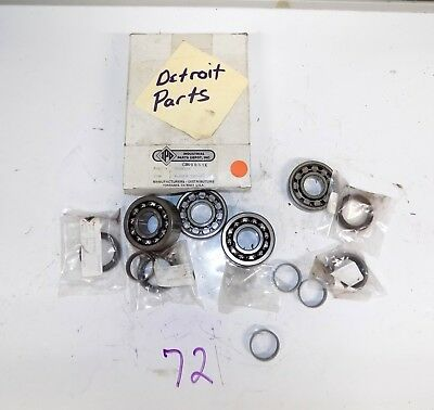 Detroit Diesel Kit Blower Repair V71 92Na Large Bearing