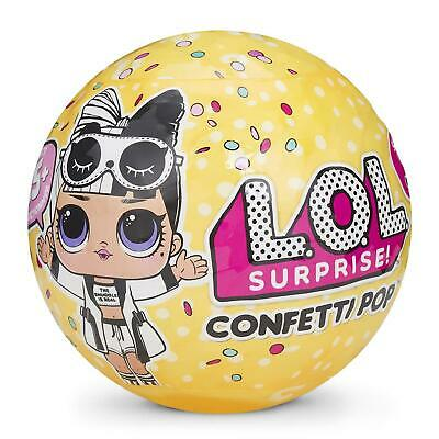 L.O.L. Surprise! Confetti Pop Series 3 Wave 2 Snuggle Babe LOL Doll MGA CHOP