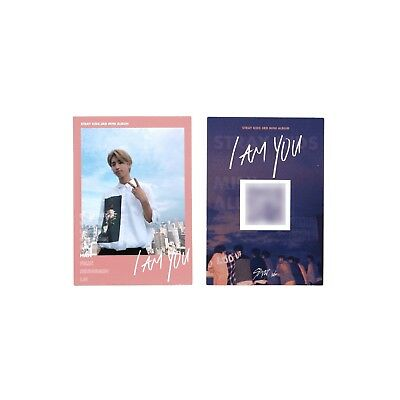 [STRAY KIDS]3rd mini album I AM YOU Official Photocard/A ver./HAN