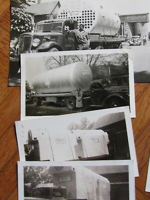 Vintage 16 Photos Kewanee Boiler Co Equipment Loaded  Verge Trucking
