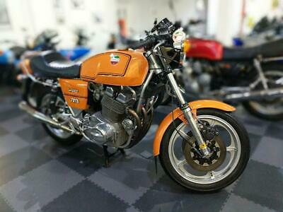 1980 Laverda JOTA - EXTREMELY CLEAN AND RARE