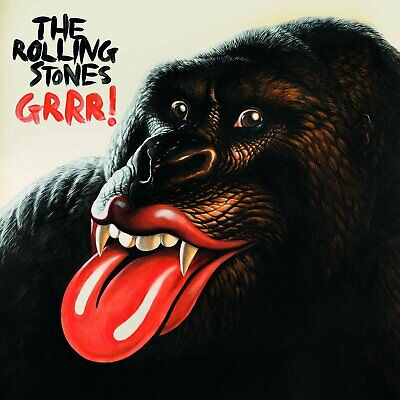 THE ROLLING STONES Greatest Hits JAPAN CD, 限定版 2012 NEW