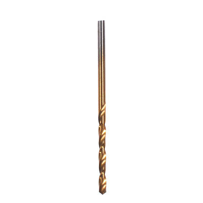 2mm  HSS Metric Twist Drill Bit Set Titanium Nitride Coated Metal