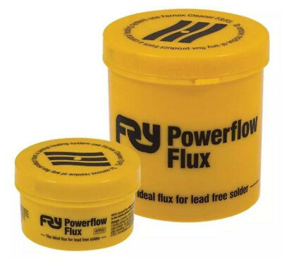 Powerflow Flux 100G Or 350G Soldering Flux Paste Self Cleaning Easy To Apply