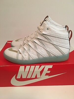 cheap for discount 0c597 ff053 NIKE KD VIII NSW Lifestyle QS White Shoes Sz 11 653871-100