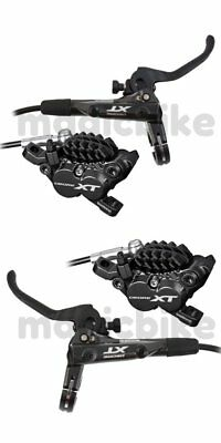 Shimano Deore XT M8020 BR-M8020 + BL-M8000 Disc BrakeSet 950 mm/1600 mm New