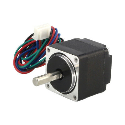 Mini Stepper Motor Nema11 1.8° 10oz.in 0.8A 28HD1411-02 CNC Router Bipolar CDY9
