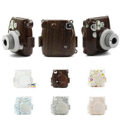 For Fujifilm Instax Mini8/8+/9 Film Instant Camera Carrying Case Bag Cover Shell