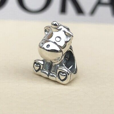 Authentic Pandora Sterling Silver Bruno The Unicorn Charm Bead 797609