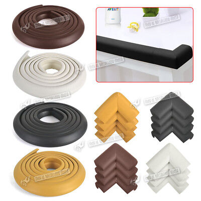 Soft Baby Safety Corner Edge/Strip angle Cushion Desk Table Cover Protector Pads
